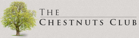 Welcome | Nuneaton Wedding Venue | The Chestnuts Private Members Club Nuneaton Logo